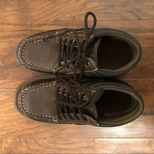 Boy Sperry Shoes